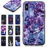 For iPhone 11 Pro XS XR 8/7/6s shockproof Silicone Painted Pattern TPU Back Case