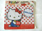 Hello Kitty Mouse Pad Red Polka Dot Head, Choose 1 Only, NEW