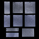 Plastic Quilt Template Stencils for Quilting Embroidery Patchwork Sewing Craft