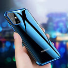 For Samsung A71 A51 A31 A21 A11 A21S Slim Shockproof Silicone Clear Case Cover