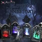 NEW - Halloween Glowing LED Tombstone Light - Many Variations!