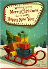 New! Christmas Cards Love Sister Family Daughter Happy Holidays with Envelope