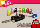 Among Us Crewmate Replica Keyring Solid 3d Print *special Price*