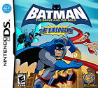 Batman: The Brave and the Bold The Video Game Nintendo DS NEW factory sealed