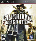 CALL OF JUAREZ THE CARTEL PS3! GUN FIGHT, COPS VS MEXICAN DRUG GANGSTERS WESTERN