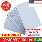 20-100pc NTAG215 NFC Cards 504byte FOR TagMo Amiibo US STOCK Card-Tag Sticker