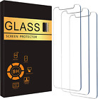 6 Pack iPhone 12 / Pro / Max / Mini Tempered Glass Screen Protector