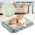 Cushion Self Warming Anti Slip Dogs Cat Bed Winter Washable Faux Fur Ultra Soft