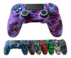 PS4 Playstation 4 Silicone Rubber Skin - Camo Protective Controller Case Cover