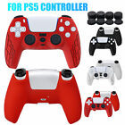 Silicone Grip Cover Case Protective Rubber Skin For PlayStation 5 PS5 Controller