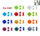 GameBoy Color GBC Full Replacement Set Of Buttons - Pick Your Own Color - New