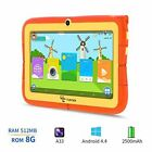 Kids Learning Tablet 7'' inch HD WiFi 3G Android Quad Core Dual Camera Phablet