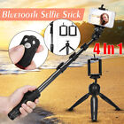 bluetooth Extendable Selfie Stick Monopod Handheld Tripod For Cell Phone A+ D Y