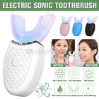 Wireless 360  Automatic Sonic Electric Brush Whitening Toothbrush
