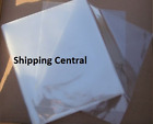 """Clear Shrink Wrap Bags 6""""x 6"""" High Clarity Heat Shrink Bags You Choose Quantity"""