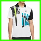 Nike Challenge New York Team Court Advantage Tennis Polo Andre Agassi CK9793-101