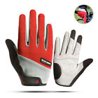 Full Finger Touch Screen Gloves Motorcycle Bicycle Bike Cycling Fishing Gloves
