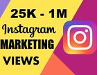Instagram VlEWS HQ Marketing | 𝐍𝐎𝐍𝐃𝐑𝐎𝐏! | Instant 🔥 | 365 Days Guarantee