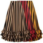 Elastic Skirt Gothic High waist Ladies Party Retro Women's Comfortable