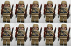 World War II German Soldier Army Minifigure General Infantry War Mini Figure