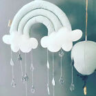 Pendant Toy Baby Crib Nursery Mobile Hanging Props Cloud Raindrop Accessories