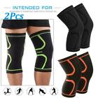Knee Sleeve Compression Brace Support Sport Joint Pain Relief Gym Running Wrap