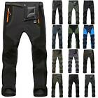 Men's Outdoor Cargo Combat Work Pants Tactical Hiking Climbing Sports Trousers