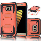ShockProof Mix Color HeavyDuty Hybrid Armor Case Protective Cover For Cell Phone