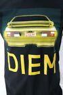 Diem S/S BEEMA T-SHIRT BLACK/MULTICOLOR DMSQ17901