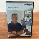 Total Gym Fitness DVDS: You Pick Many Choices - Beginner, Intermediate, Advanced