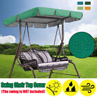 """65X45"""" Swing Chair Top Cover Replacement Canopy Porch Park Patio Outdoor Garden"""