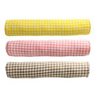 Infant Baby Soft Cotton Cradle Bumper Bed Bedding Long Pillow Safety Protector