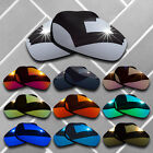 Polarized Anti-Scratch Replacement Lenses for-Oakley Split Jacket Choices US