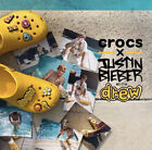 Crocs X Justin Bieber with drew house Classic Clog Available Men & Women