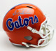 Tim Tebow Autographed Florida Gators Orange Riddell Authentic Full Size Helmet -