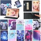 For Apple iPad Models Smart Magnetic Patterns PU Leather Stand Case Cover Wallet