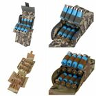 25 Round 12GA 12 Gauge Magazine Ammo Hunting Pouches Outdoor Bullet Bag