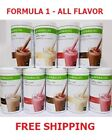 Herbalife Formula 1 Healthy Meal Nutritional Shake Mix Fast Shipping FREE SHIP !