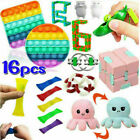 35 Pack Fidget Toys Set Sensory Tools Bundle Stress Relief Hand Kids Adults Toys