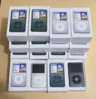 NEW, Apple iPod Classic 7th Generation 160GB /120GB Black/Silver-90days Warranty