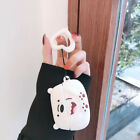 We Bare Bears Silicone Protective Case Cover For Apple AirPods 1 2 Pro