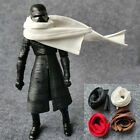 """1/12 Scarf With Iron Wire Model For 6"""" SHF MEZCO 3ATOYS Figure Doll Toy 4colors"""