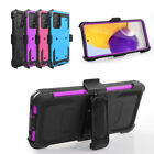 Case For Samsung Galaxy A72 Heavy Duty Rugged Case Built in Screen Protector