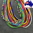 Beaded Seed Bead Strand Necklace Women String Beaded Short Necklace Jewellery