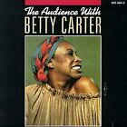 BETTY CARTER - Audience With Betty Carter - 2 CD - **Mint Condition** - RARE