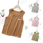 Newborn Baby Boys Vest T-Shirt Summer Quick Dry Tank Casual Clothes Comfortable
