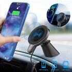 Magnetic Wireless Car Charger Mount Holder For iPhone 12/12 Pro Max Mini Magsafe