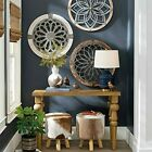 Hollow Flower Pattern Home Wall Art Home Decor Indoor Ornament Outdoor Decor Au
