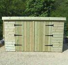 16mm Tanalised Timber wood Garden Tool Tidy Bike store Shed Height 4'-4'6