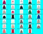 NWT Gymboree Holiday Fancy Dressy Dress Choice New, usado segunda mano  Embacar hacia Argentina